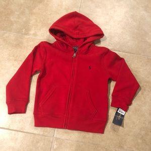 Polo RL Boys hoodie sweatshirt